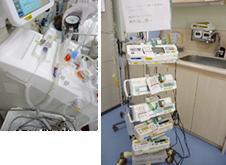 診療支援部-臨床工学室